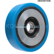 110mm Step Roller untuk KONE Escalators DEE4001536